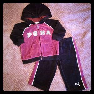 Puma Baby Jogger set